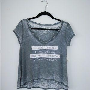 Bethany mota shirt from Aeropostale